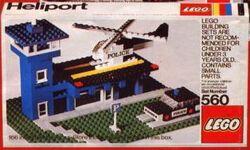560-Police Heliport
