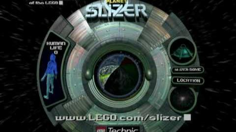 Lego Technic Slizers Intro