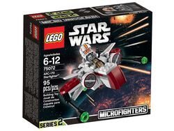 Lego Star Wars Microfighters ARC-170 Starfighter