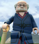 John Hammond (Lost World)