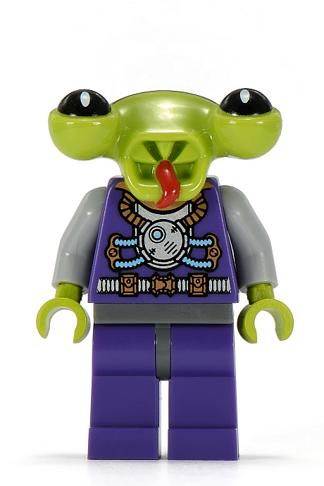 Space Alien - Characters - Minifigures LEGO.com