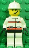 Lego fire guy thing