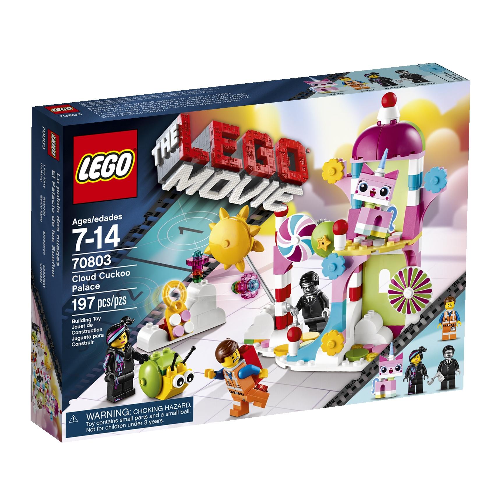 Lego Movie Toys : Cloud cuckoo palace brickipedia fandom powered