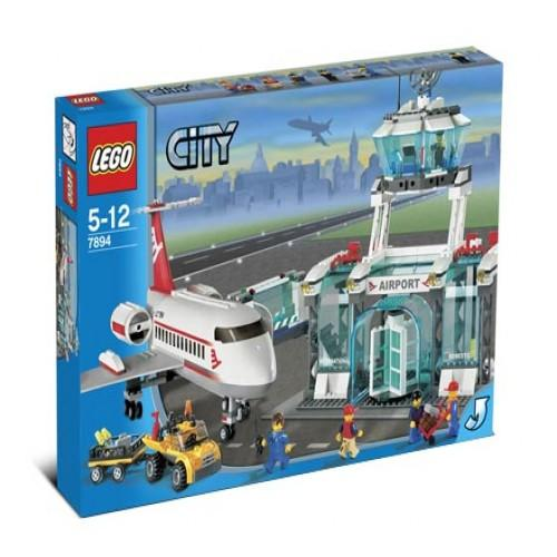 Amazon.com: LEGO City Airport 7894 (japan import): Toys & Games