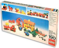 190-Farm Set