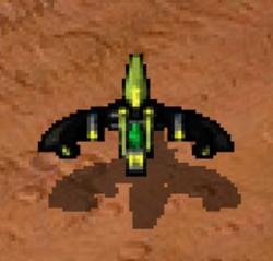 CrystalienConflict AlienSpeeder