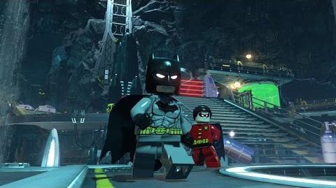 LEGO Batman 3 Design Behind the Scenes Video
