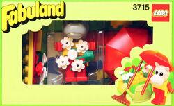 3715-Flower Stand