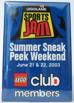 Pin40-Legoland California Sports Jam 2003