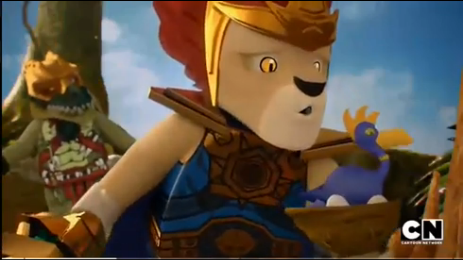 LEGO® Legends of Chima - Episode 1 part 1 - YouTube