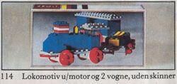 114-Small Train Set