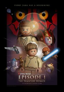 Star wars the phatom menace
