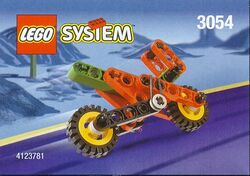 3054 Motorcycle