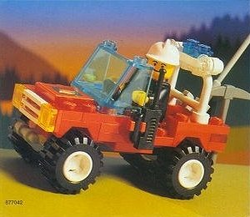 1702 Fire Fighter 4 x 4