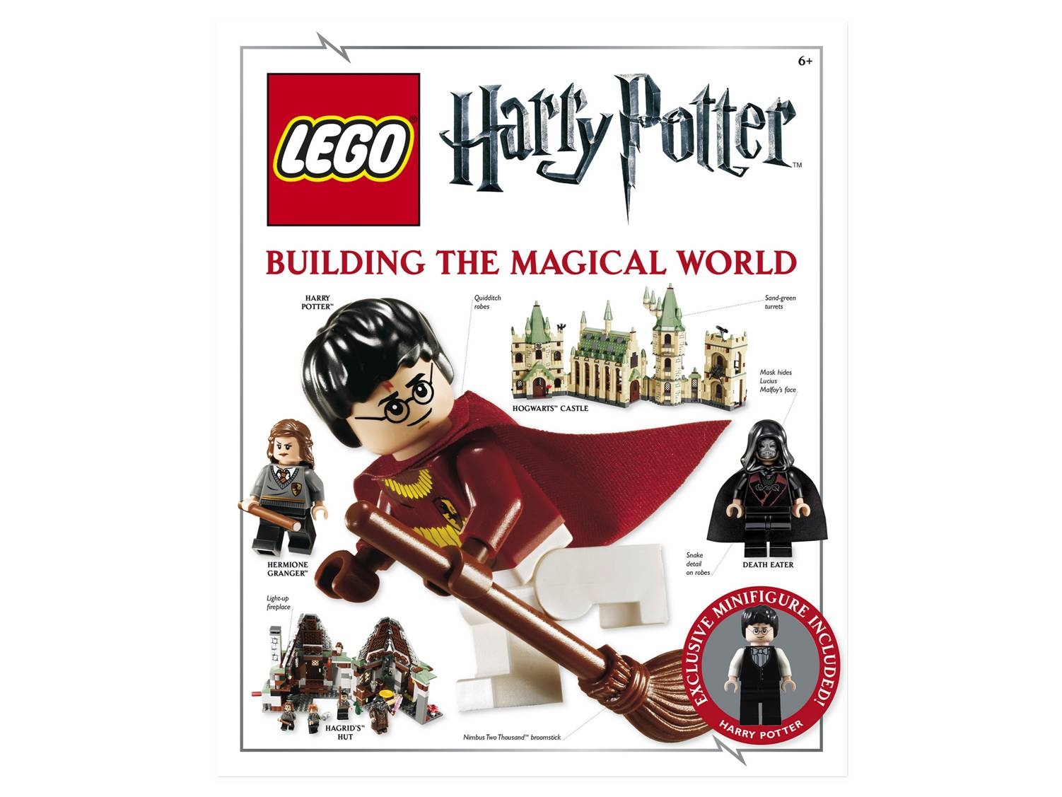 5000215 LEGO Harry Potter Building