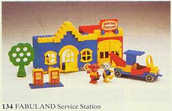 134-Service Station