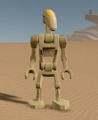 BattleDroidCommander