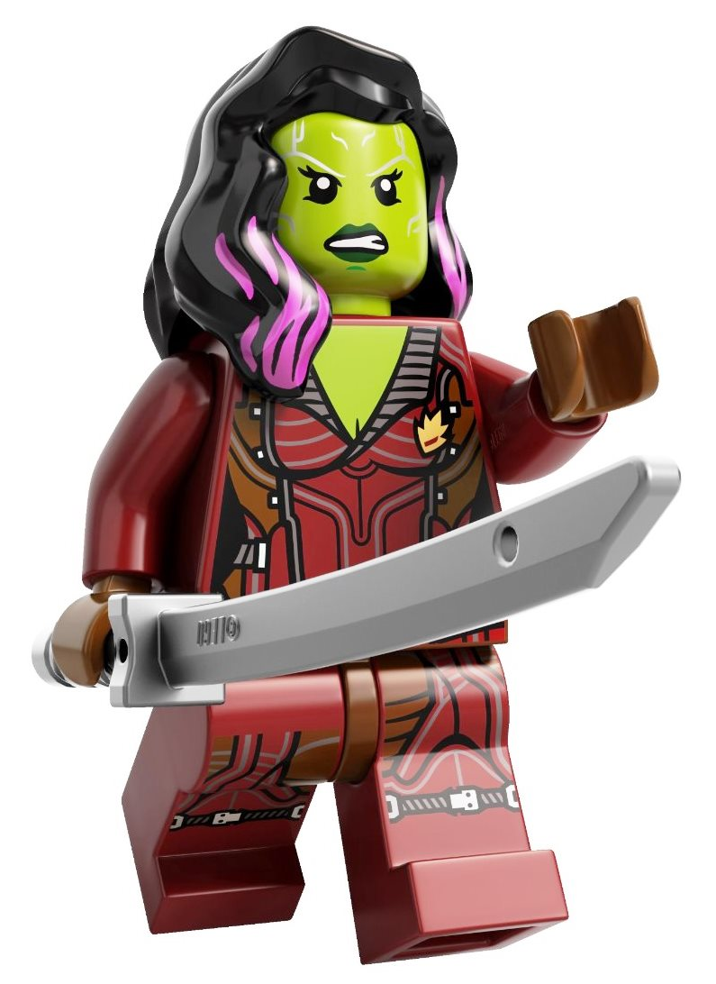 Lego Marvel Gamora Gamora in Lego Marvel Super