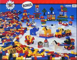 9280 Giant LEGO Dacta Basic Set