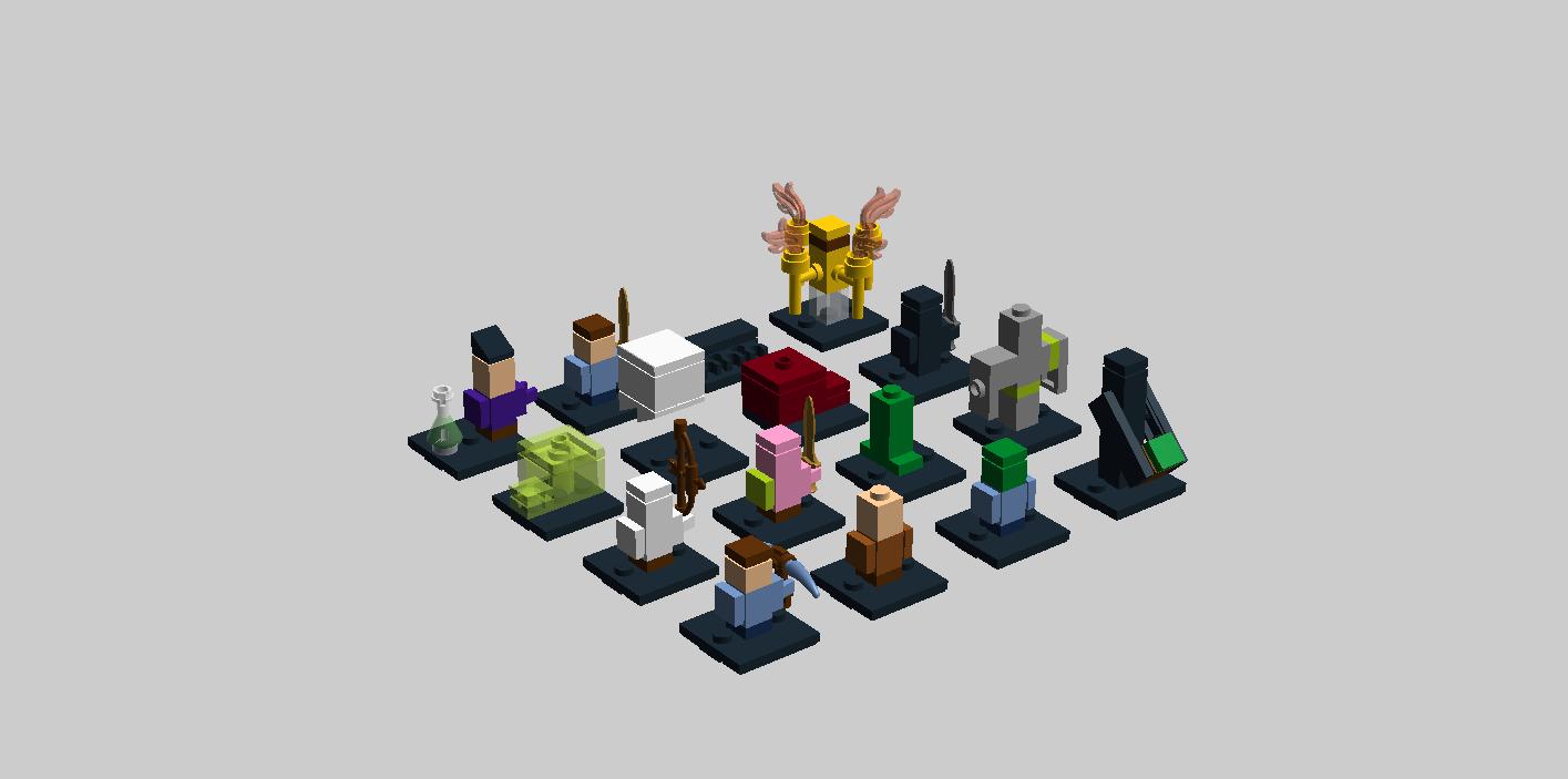 Custom:Minecraft Colec...