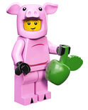 Piggy Guy Series 12 LEGO Minifigures