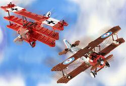 K3451-Famous Planes Kit