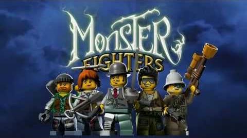 LEGO® Monster Fighters - Trailer