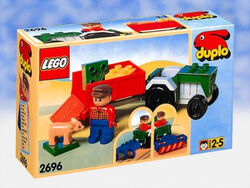 2696 Farm Tractor