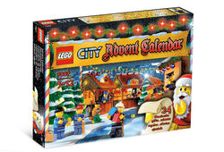7907 City Advent Calendar