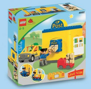 Postage at LEGOVille