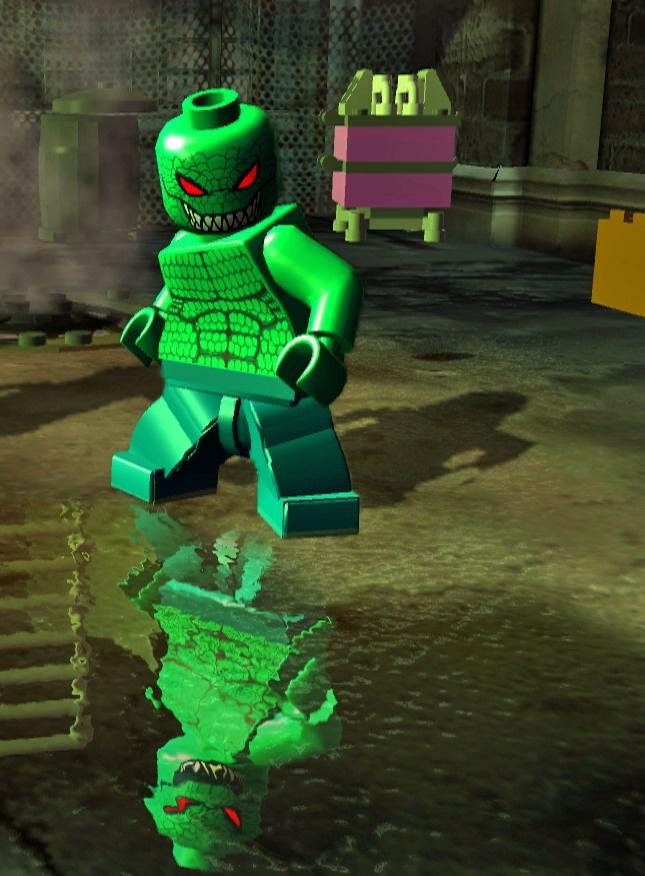 Killer Croc | LEGO Batman Wiki | FANDOM powered by Wikia