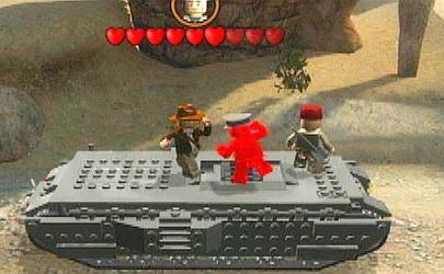 Tank Lego Indiana Jones Wiki Fandom Powered By Wikia