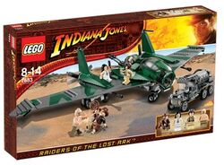 7683 Fight on the Flying Wing boxed