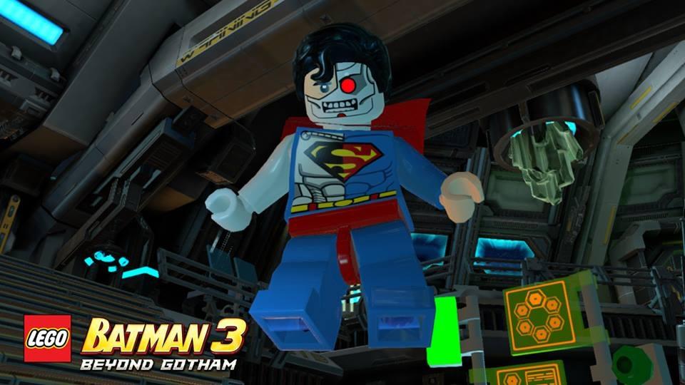 lego batman 3 cyborg superman - photo #9