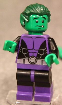 lego beast boy - photo #29