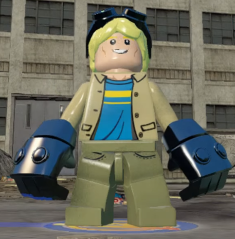 Chase Stein | Lego Marvel and DC Superheroes Wiki | Fandom ...