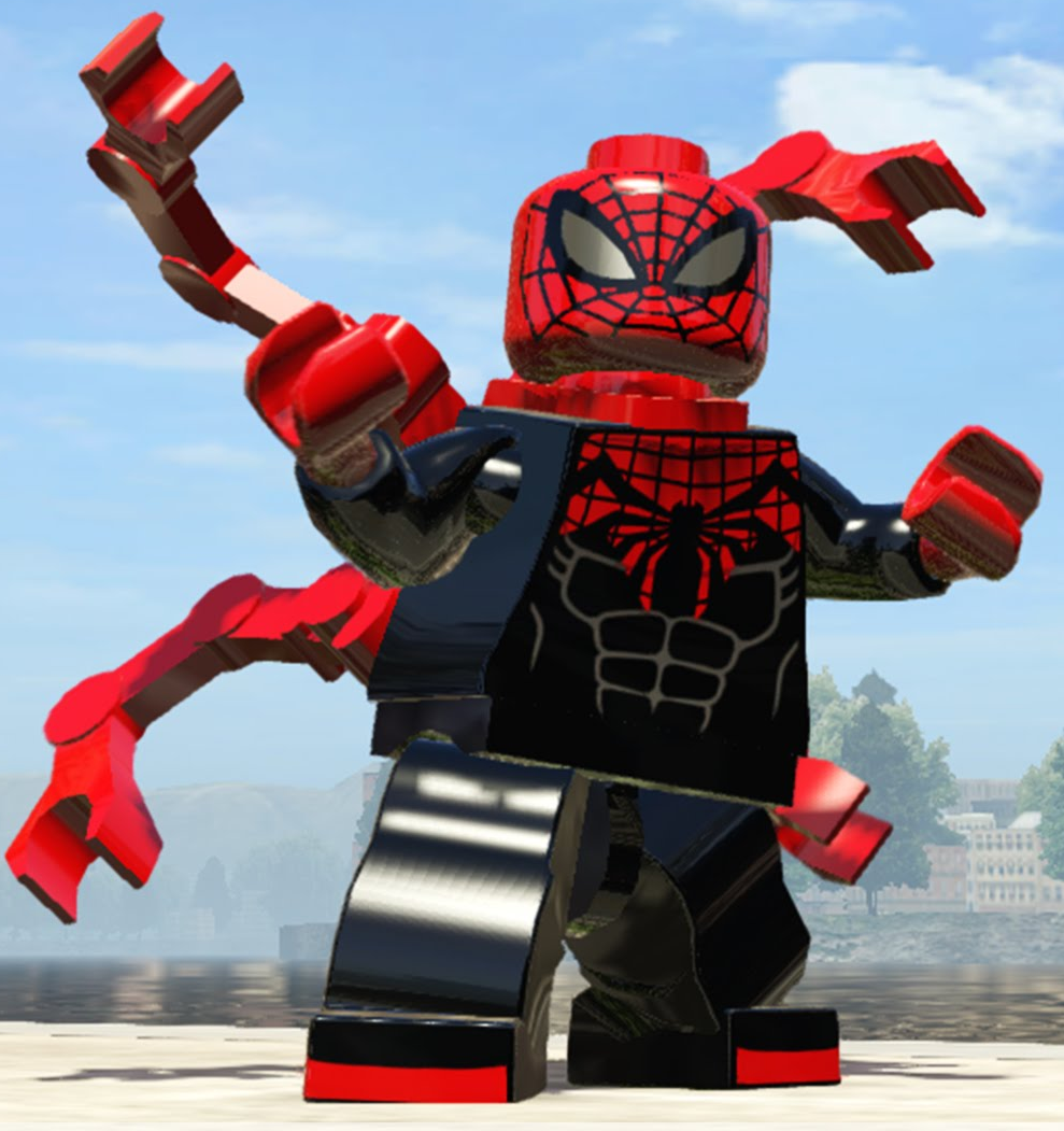 Aninimal Book: Superior Spider-Man | Lego Marvel and DC Superheroes Wiki ...