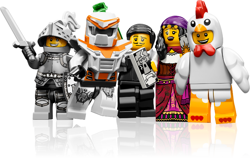 lego minifigure png - photo #14