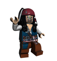 Lego-Cannibal Jack Sparrow