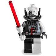 Battle Damaged Darth Vader Star Wars Force Unleashed