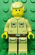 Luke Skywalker CloudCity