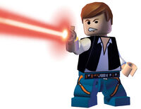 Han blasterfire