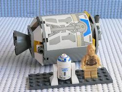 7106 Droid Escape