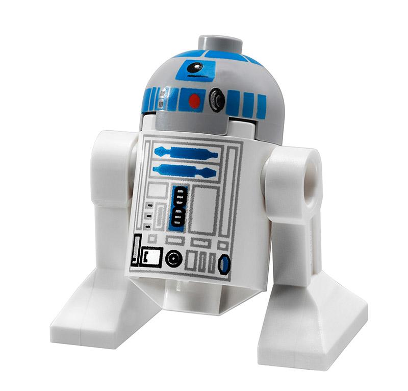 R2 d2 lego star wars wiki fandom powered by wikia - Lego starwars r2d2 ...