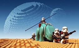 Lego tatooine
