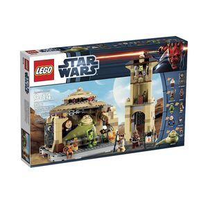 Jabba's 2012 Palace