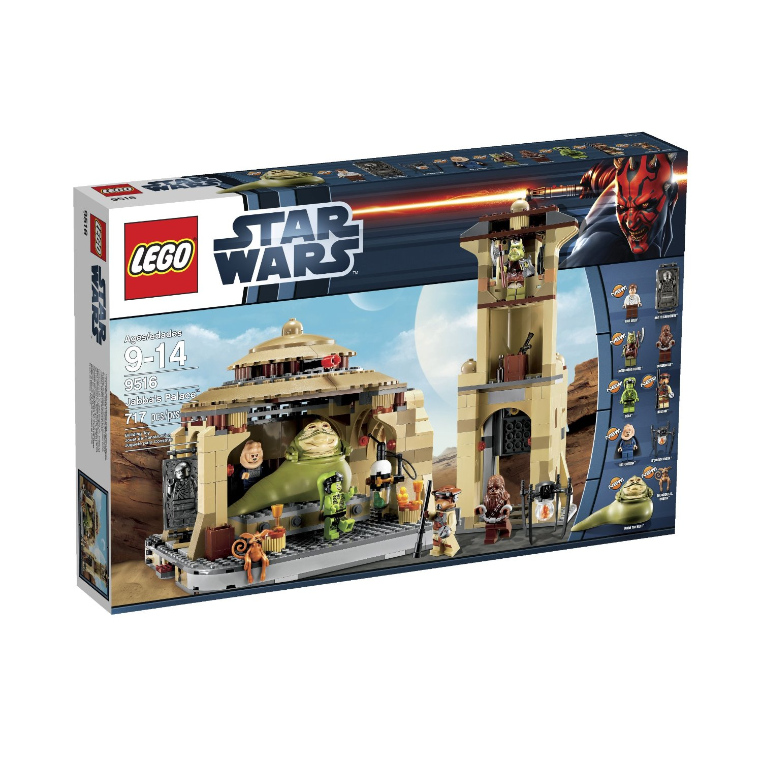 Jabbas Palace Lego Star Wars Wiki FANDOM Powered By Wikia - 25 2 lego star wars minifigures han solo han in carbonite blaster