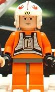 Lego New Pilot Luke