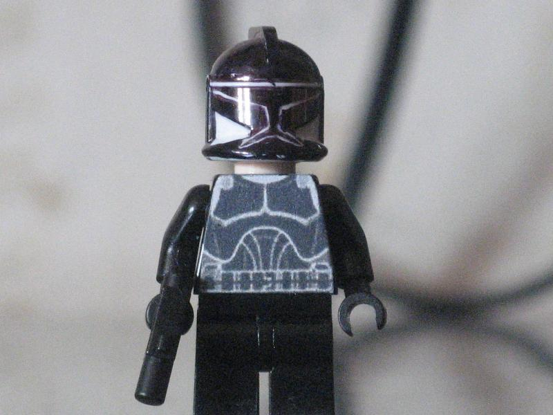 Star Wars Clones Phase 1 Phase 1 Clone Shadow Trooper