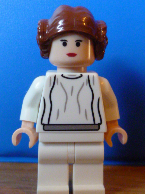 This Version of Princess Leia